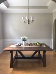 Rustic Dining Room Table Plans Favorite Rustic Dining Table Plans Ana White Woodworking Projects