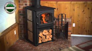 quadra fire 3100 limited edition wood stove video youtube