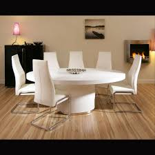 Black Gloss Dining Table And 6 Chairs Black High Gloss Dining Table And 6 Chairs Alasweaspire