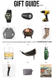 25 unique gift guide for him ideas on