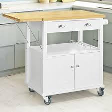 chariot de cuisine sobuy fkw19 wn desserte sur roulettes meuble rangement chariot de