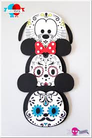 day of the dead cake toppers delightful disney tsum tsum day of the dead cake between the pages