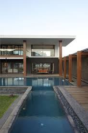 dream house with pool dreamhouse pictures of houses to gallery of pa house atelier design n domain 7 stone walls