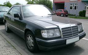 file mercedes w124 coupe front 20070522 jpg wikimedia commons
