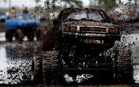 muddy truck photo collection redneck truck wallpaper