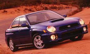 subaru sti 02 2002 subaru impreza wrx road test u2013 review u2013 car and driver