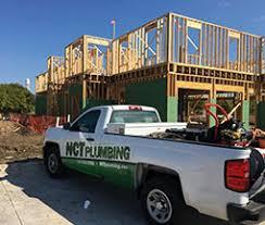 Plumbing New Construction New Construction Nct Plumbing