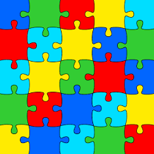 multicolor jigsaw free stock photo public domain pictures