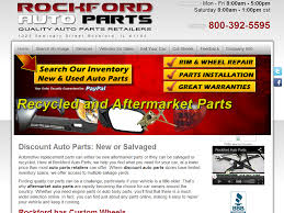 auto junkyard rockford il rockford auto parts briscoweb