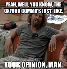 Comma Meme - some of the funniest grammar memes from around the web