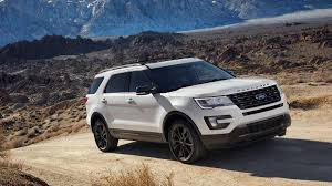 ford explorer package 2017 ford explorer xlt gets sport appearance package at chicago