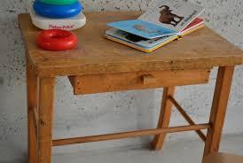 bureau enfant ancien pastpresent petit bureau enfant baumann concernant petit bureau