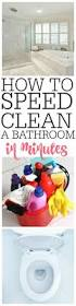 Best Way To Clean A Bathroom Best 25 Speed Cleaning Ideas On Pinterest What Is My Speed