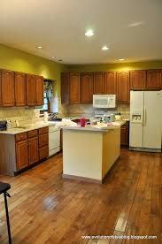 Quality Kitchen Makeovers - a beautiful oak kitchen makeover evolution of style