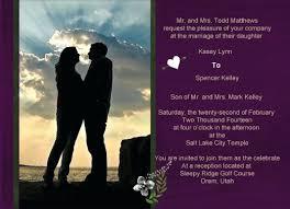 wedding invitations utah wedding invitations utah 9677 also jlepch wedding wedding