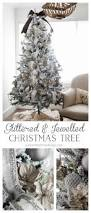 glittered and jewelled christmas tree giveaway so much better