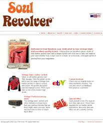 new leather jacket website launch mens u0026 womens soul revolver