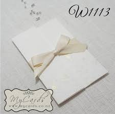 wedding invitations new zealand embossed wedding invitation cover w1113