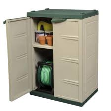 Outdoor Storage Cabinets With Shelves Small Outdoor Plastic Storage Cabinet The Plastic Storage