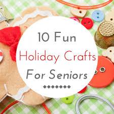 easy crafts senioradvisor