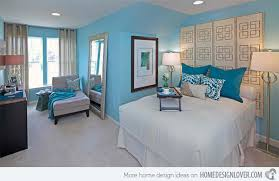 Contemporary Blue Bedroom - 18 ideas for blue contemporary bedrooms home design lover