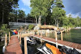 new hampshire luxury waterfront real estate homepage