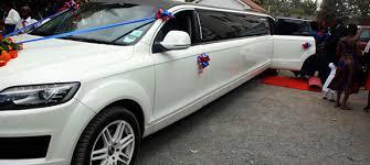 audi q7 hire ngatia audi q7 newest wedding limousine best rate for the