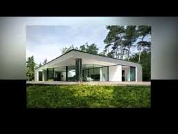 modern bungalow house design modern bungalow house designs and floor plans youtube