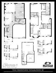 chinguacousy heights floor plans