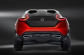 nissan mazda 2015 nissan mazda show off crossover concepts in frankfurt auto shows