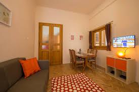 threecorners hotel art superior bastya street apartment living room