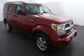 bham detail used one owner 2008 dodge nitro sxt 4wd near