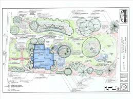 simple landscape design drawings ideas fleagorcom