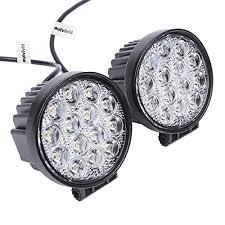round led driving lights autvivid 2x42w round led flood light off road lighting off road