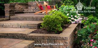 Retaining Wall Patio Walls Paver Ideas For Your Backyard