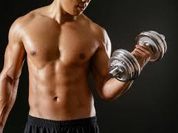 ikuti latihan seru ini untuk melatih otot lengan l men