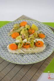 recette cuisine vapeur cabillaud et légumes vapeur recette de cuisine