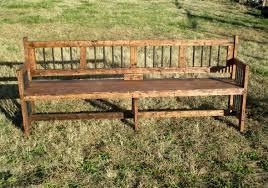 Outdoor Storage Bench Seat Garden Bench White Garden Bench Rustic Garden Bench Outdoor