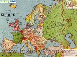 Europe Map 1914 Europe Map 1871 1914