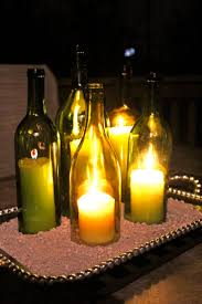 138 best wine bottle centerpieces images on pinterest wine