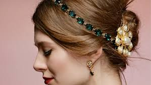 hair jewelry festive hair accessories instyle