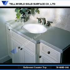 Commercial Bathroom Sinks And Countertop Acrylic Solid Surface New Design Commercial Bathroom Sink