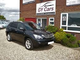 lexus rx400h breaking used lexus rx 2008 for sale motors co uk