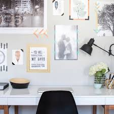 Home Fresh by A Fresh Take On Frames U2026brighten Up Your Home Office Inspiration