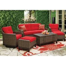 Cushions Patio Furniture by Red Cushion Patio Furniture Dwles Cnxconsortium Org Outdoor