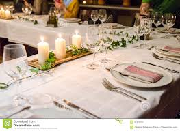 Dining Table Set Up Images Dinner Set Up Glamorous 20 Christmas Table Setting Design Ideas