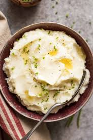 slow cooker mashed potatoes recipe simplyrecipes com