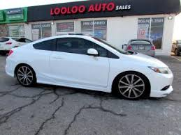 new and used honda civics in mississauga on carpages ca