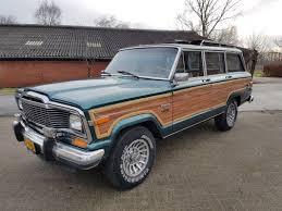 jeep grand wagoneer 2017 1983 jeep grand wagoneer speed monkey cars