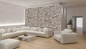 steinmauer wohnzimmer wohnzimmer steinwand grau kazanlegend info haus renovierung mit